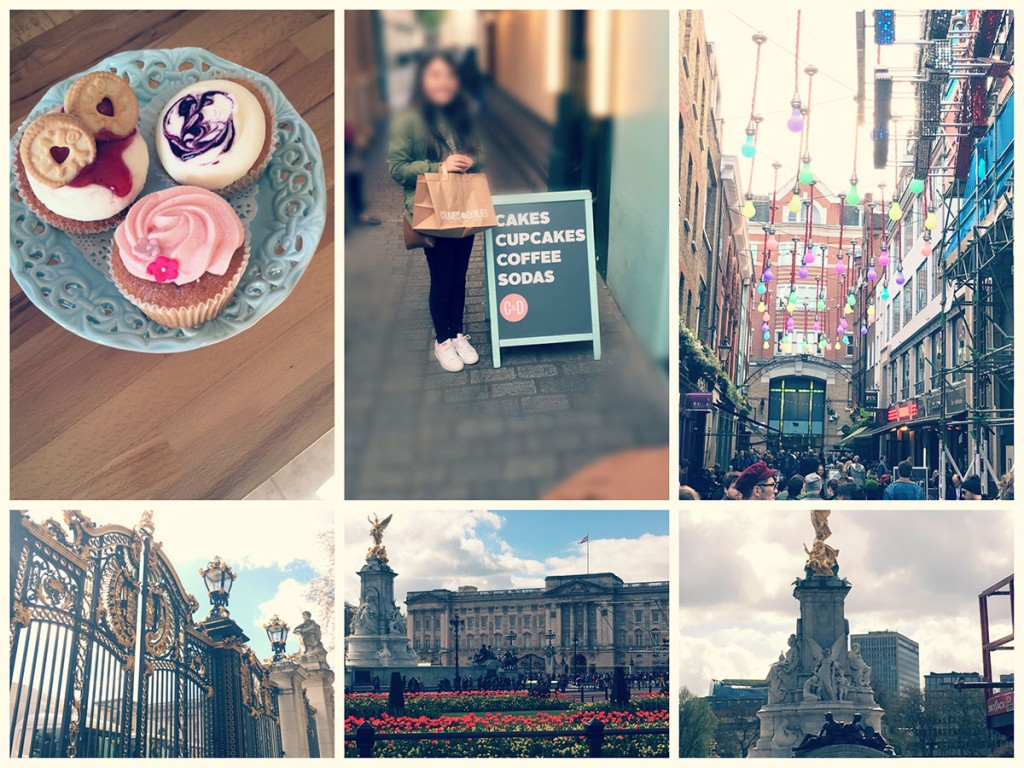 A Day Trip To London!!!!!