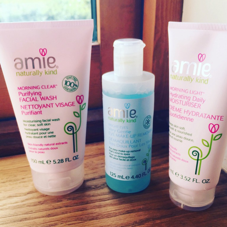 My New Love For Amie Skincare